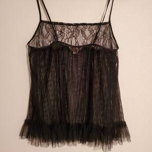 NWOT Victoria's Secret Nightie Negligee Set M